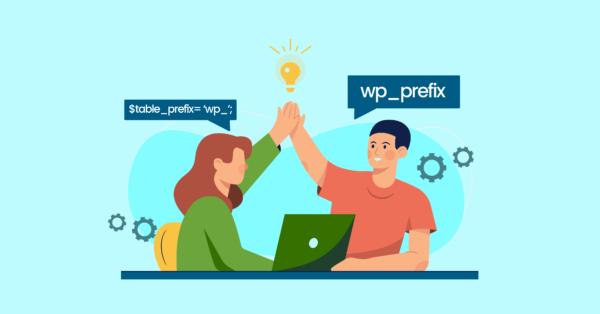 Changing Table Prefix in WordPress