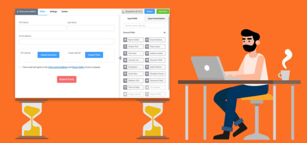 How to Create an Online Form in Just 2 Minutes in WordPress