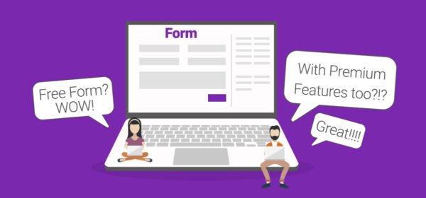 5 Best Free WordPress Form Builder Plugins That Come With Premium Features