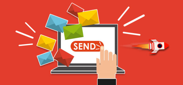 Why is it important to send users confirmation email when they fill out an online form?