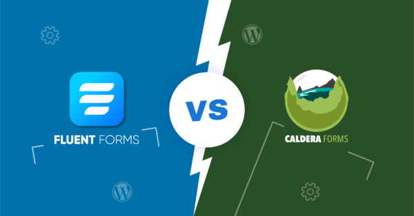 Caldera Forms vs Fluent Forms