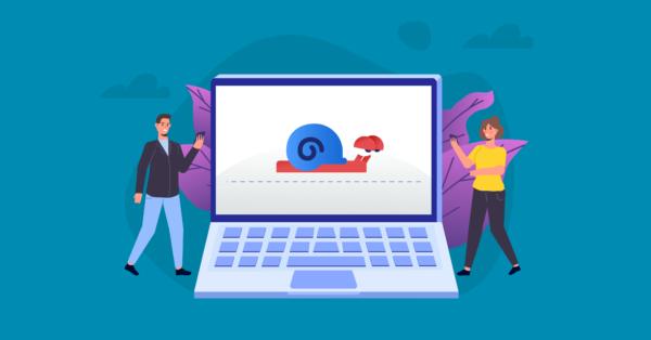 reasons for slow website loading