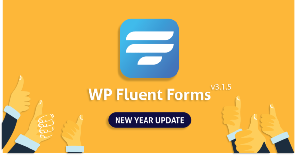 Fluent Forms Update: Advanced Styler, Image Checkable Fields, Survey and More