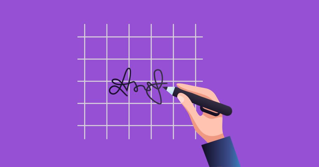 Signature design, electronic signature, free digital signature