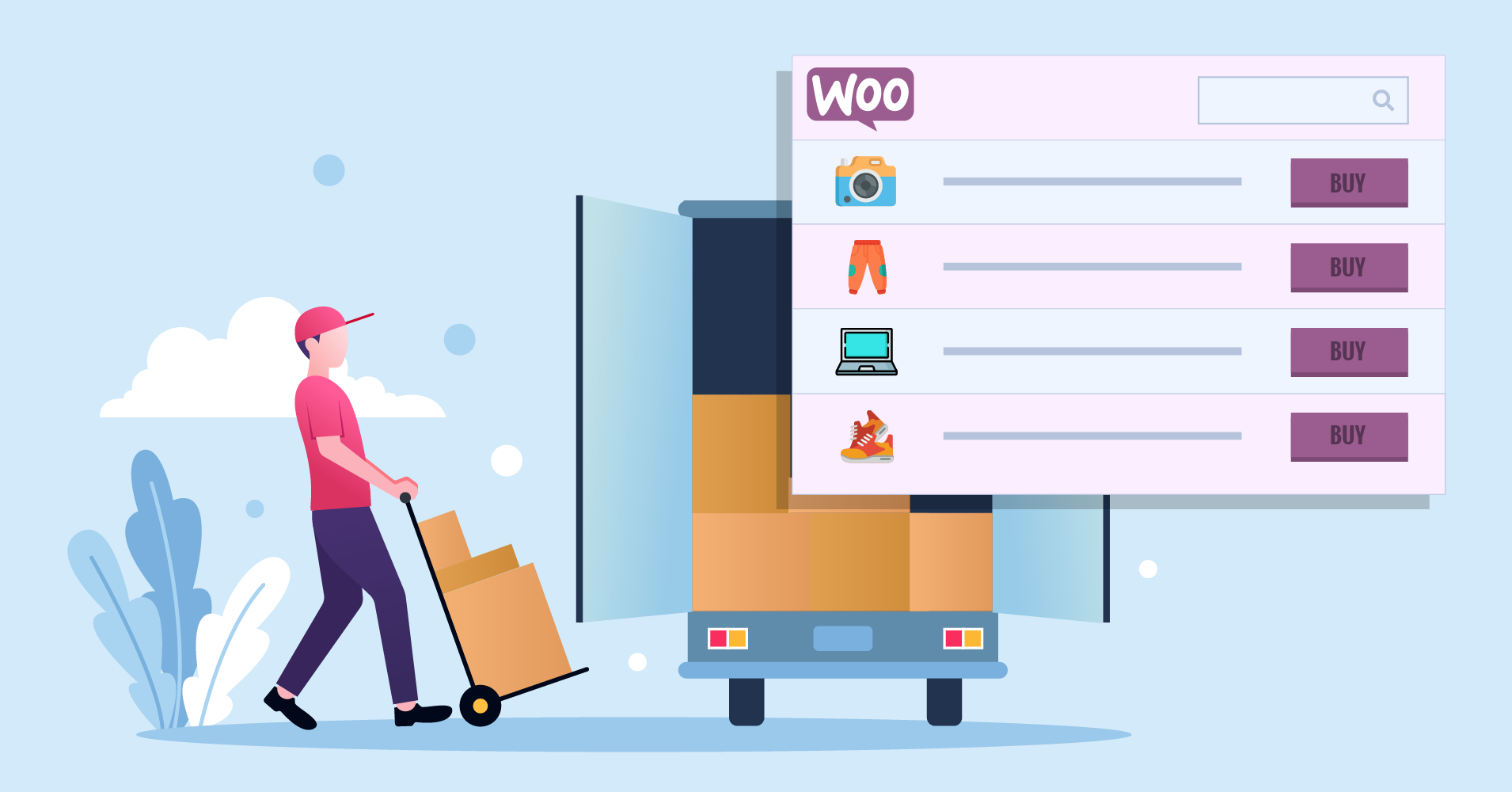 top WooCommerce product table plugin
