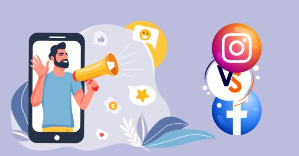 Instagram vs. Facebook – What's the Best for Marketing?
