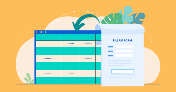 How To Automatically Create WordPress Tables Using Online Form Entries