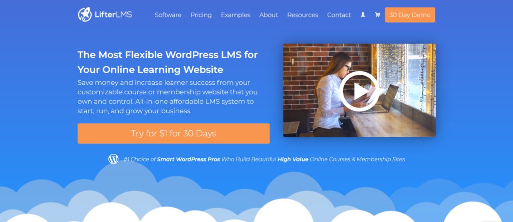 Best WordPress LMS Plugins - LifterLMS