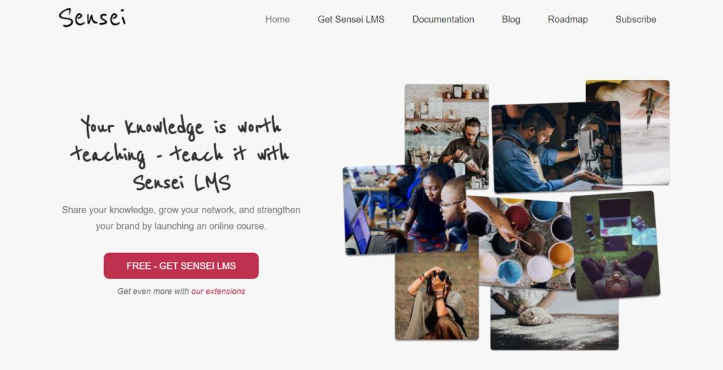 SenseiLMS - WordPress LMS Plugin