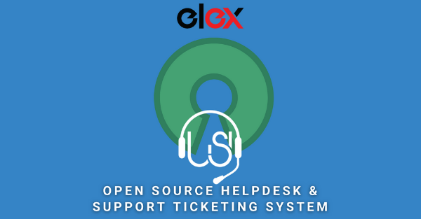 Open Source HelpDesk & Customer Support Ticketing System