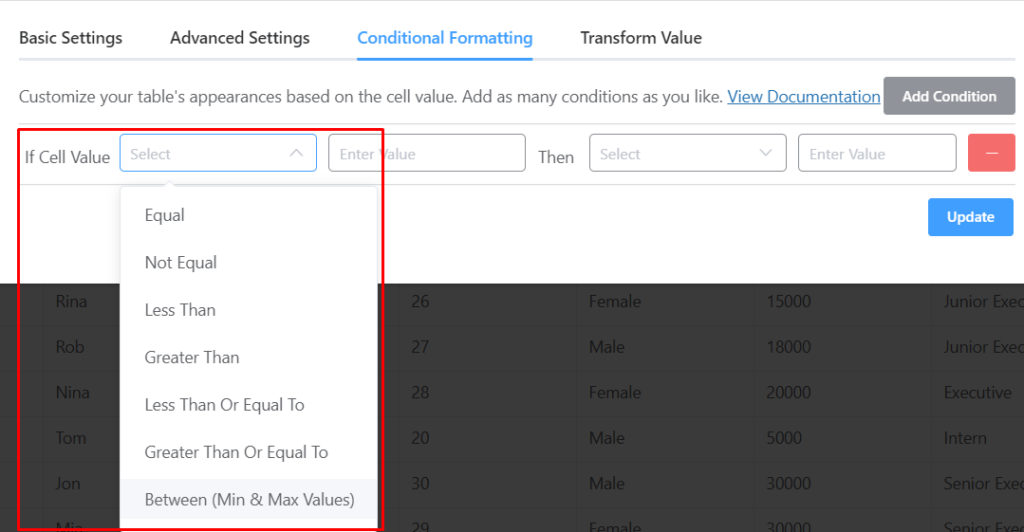 when and how to use conditional formatting