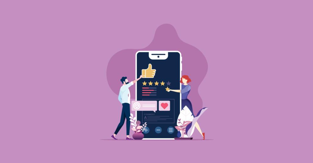 customer satisfaction social media marketing