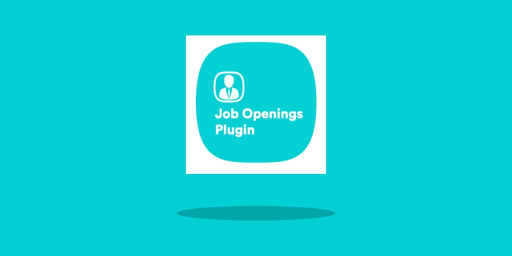 WP Job Openings -  WordPress Job Plugin