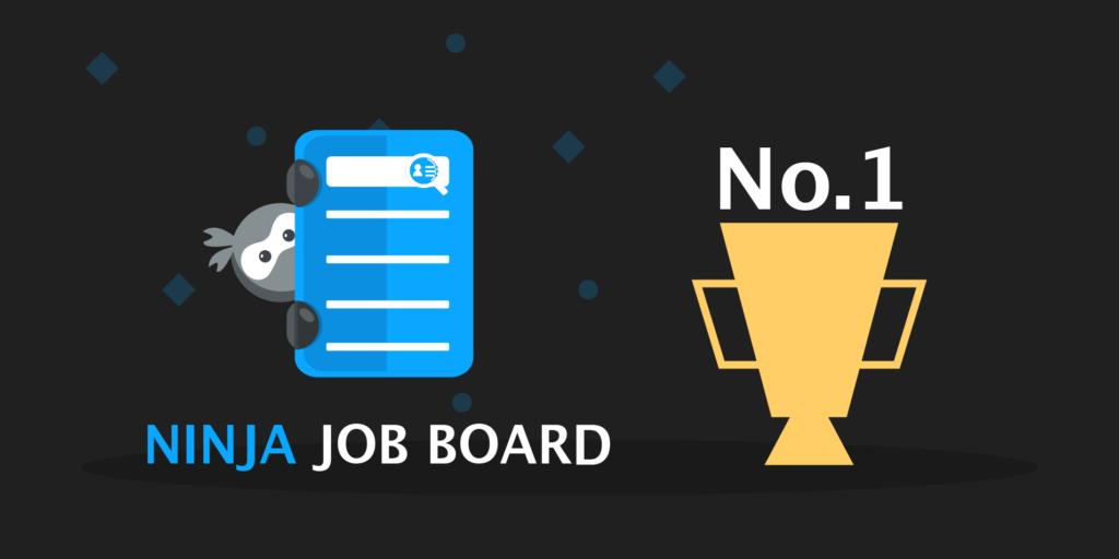 Ninja Job Board - the Winner of WordPress Job Plugins