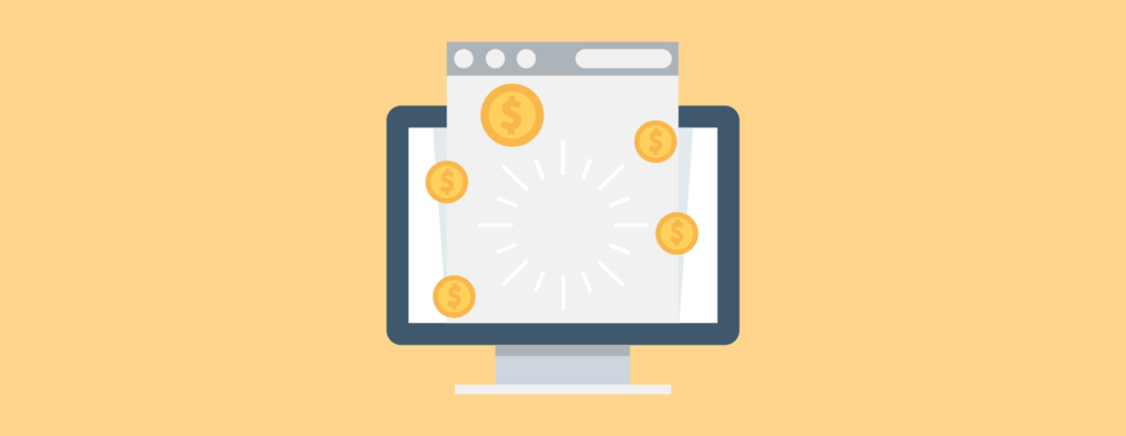 Payment from your website