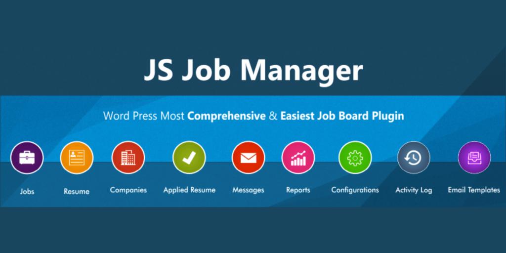 JS Job Manager -  WordPress Job Plugin