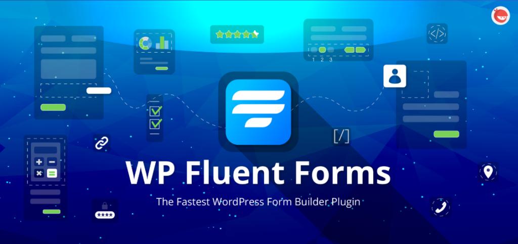 Fluent Forms online form builder plugin
