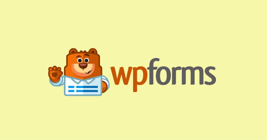 WPForms, WordPress, tools