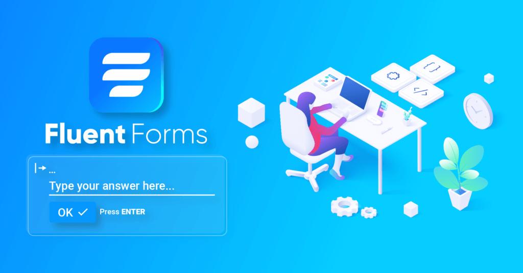 Fluent Forms - online survey tool