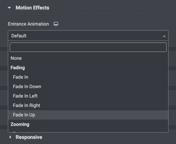 Essential Addons - Animated Effects for Fluent Forms