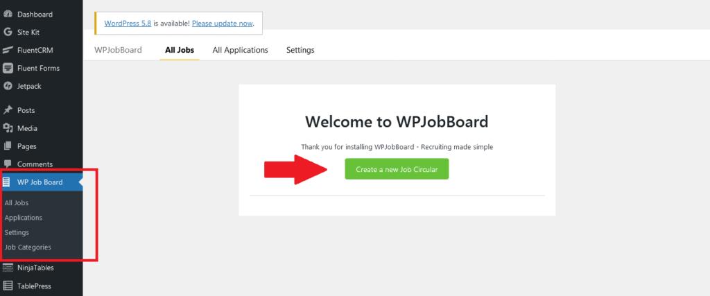 how to create a job board in WordPress
