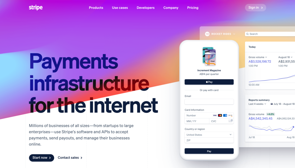 WordPress Payment Solutions - Stripe