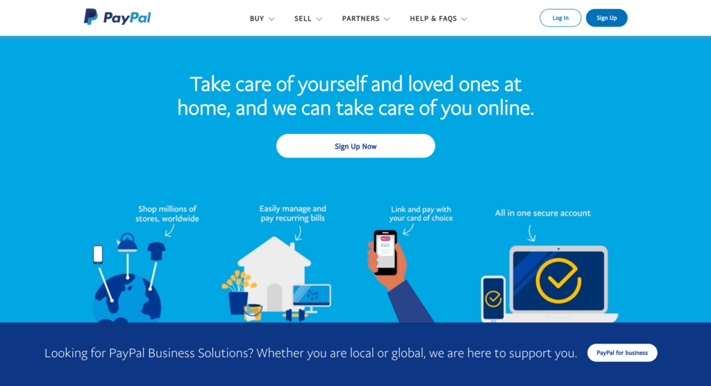 WordPress Payment Solutions - PayPal